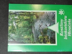 náhled knihy - Rostliny biokoridoru Hloučela