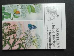 náhled knihy - Rostliny v léčbě, kuchyni a kosmetice