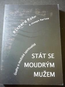 náhled knihy - Stát se moudrým mužem : úvahy o mužské spiritualitě
