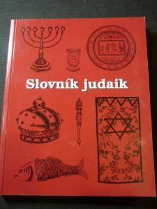 náhled knihy - Slovník judaik