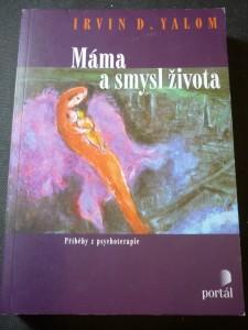 náhled knihy - Máma a smysl života
