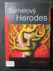 náhled knihy - Sametový Herodes