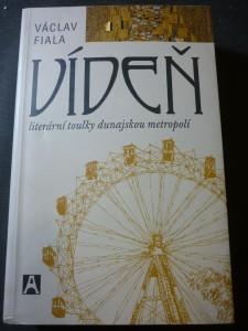 náhled knihy - Vídeň : literární toulky dunajskou metropolí