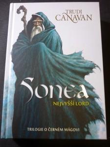 náhled knihy - Sonea - trilogie o černém mágovi. Nejvyšší lord