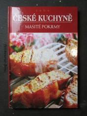 náhled knihy - České kuchyně. Masité pokrmy