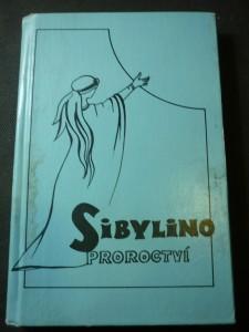 náhled knihy - Sibylino proroctví královny ze Sáby