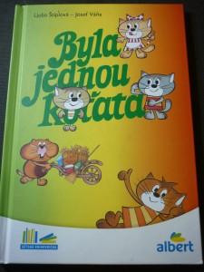 náhled knihy - Byla jednou koťata