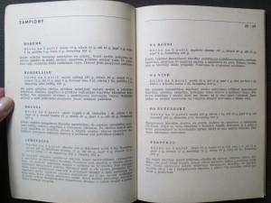 náhled knihy - Teplé předkrmy a moučníky