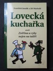náhled knihy - Lovecká kuchařka aneb Zvěřina a ryby nejen na talíři