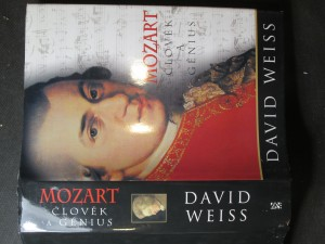 náhled knihy - Mozart. Člověk a génius