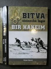 náhled knihy - Bitva cizinecké legie Bir Hakeim