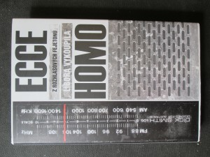 náhled knihy - Ecce Homo z rozhlasových fejetonů