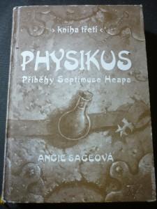 náhled knihy - Physikus : příběhy Septimuse Heapa