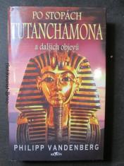 náhled knihy - Po stopách Tutanchamona a dalších objevů
