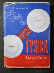 náhled knihy - Fysika bez počítání