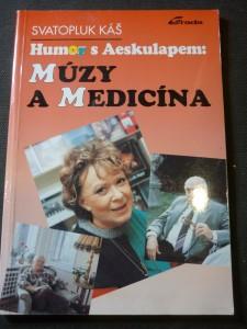 náhled knihy - Humor s Aeskulapem: múzy a medicína
