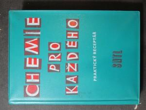 náhled knihy - Chemie pro každého. Praktický receptář