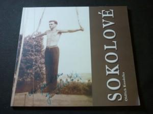 náhled knihy - Sokolové : sto let existence Sokola v městečku Trnávce