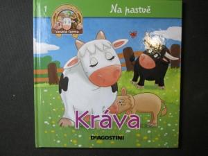 náhled knihy - Kráva