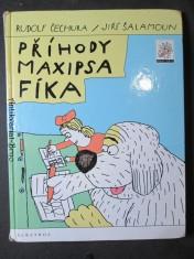 náhled knihy - Příhody maxipsa Fíka