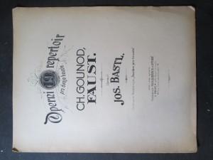 náhled knihy - Operní repertoir pro dvoje housle 19.