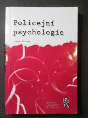 náhled knihy - Policejní psychologie