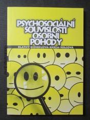 náhled knihy - Psychosociální souvislosti osobní pohody