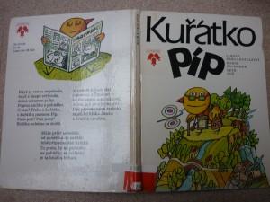 náhled knihy - Kuřátko Píp : pro děti od 4 let