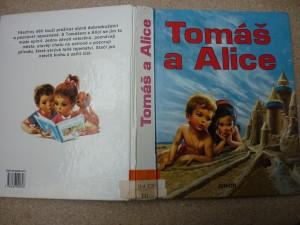 náhled knihy - Tomáš a Alice