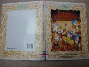 náhled knihy - Pohádky z chaloupky : příběhy sedmi trpaslíků