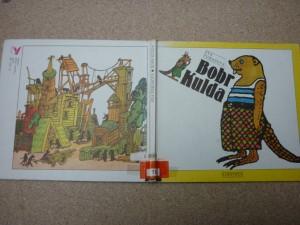 náhled knihy - Bobr Kulda : Pro děti od 5 let