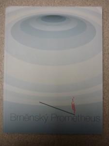 náhled knihy - Brněnský Prométheus : nad obrazem Antonína Procházky Prométheus přinášející lidstvu oheň