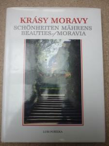 náhled knihy - Krásy Moravy = Schönheiten Mährens = Beauties of Moravia