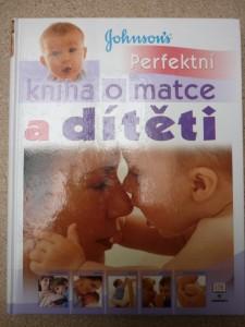 náhled knihy - kniha o matce a dítěti