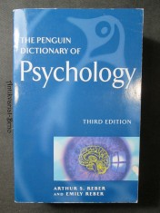 náhled knihy - The Penguin Dictionary of Psychology. Third edition