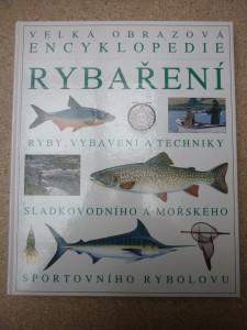 náhled knihy - encyklopedie rybaření: ryby,vybavení a techniky sladkovodního a mořského sportovního rybolovu
