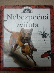 náhled knihy - Nebezpečná zvířata