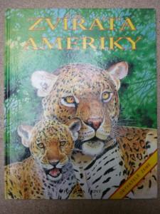 náhled knihy - Zvířata Ameriky, Asie a polárních krajů