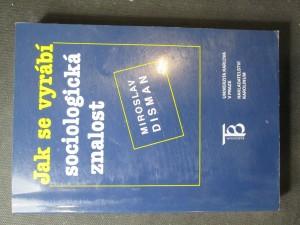 náhled knihy - Jak se vyrábí sociologická znalost