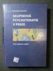 náhled knihy - Skupinová psychoterapie v praxi