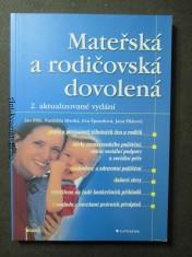 náhled knihy - Mateřská a rodičovská dovolená