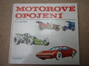 náhled knihy - Motorové opojení