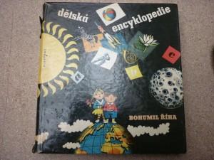 náhled knihy - Dětská encyklopedie : Pro malé čtenáře