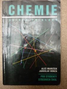 náhled knihy - Chemie : sbírka příkladů : pro studenty středních škol