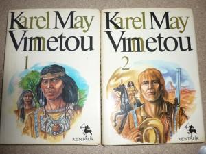 náhled knihy - Vinnetou 1.,2.