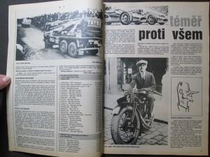 náhled knihy - Motor (Příloha 2/1987)