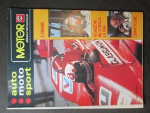 náhled knihy - Motor. (příloha 1/1987)