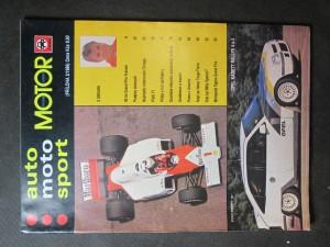 náhled knihy - Motor (Příloha 2/1986)
