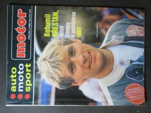 náhled knihy - Motor (Příloha 1/1988)