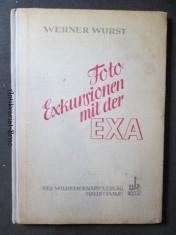 náhled knihy - FotoExkursionen mit der EXA